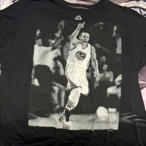 Steph curry graphic Tee